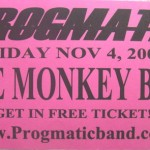 MONKEYBARTICKET